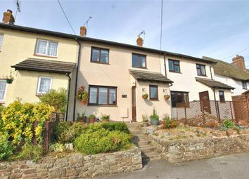 Thumbnail 3 bedroom terraced house for sale in Fore Street, North Tawton