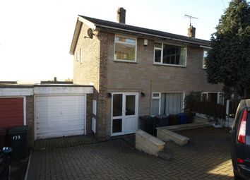 Thumbnail 3 bed semi-detached house for sale in New Road, Mapplewell, Barnsley