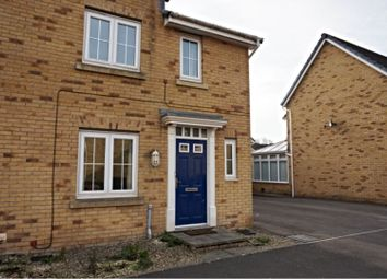 Thumbnail 3 bed semi-detached house to rent in Schooner Avenue, Duffryn