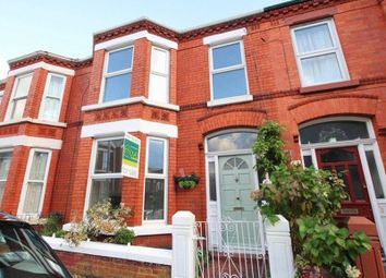 Thumbnail 3 bedroom terraced house for sale in Plattsville Road, Mossley Hill, Liverpool