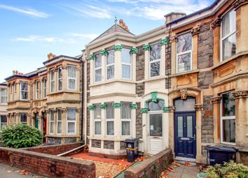 Thumbnail 4 bed terraced house for sale in Ashton Road, Ashton, Bristol