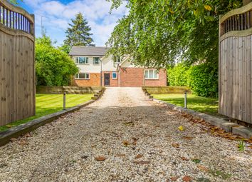 Thumbnail 4 bed detached house to rent in Peppard Road, Sonning Common, Reading
