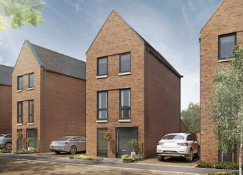 "Thumbnail 4 bed end terrace house for sale in ""Thorney"" at Huntingdon Road, Cambridge"