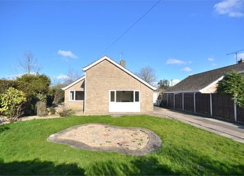 Thumbnail 3 bedroom detached bungalow to rent in Westfields, Narborough, King's Lynn