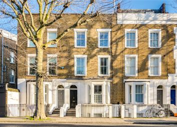 Thumbnail 3 bed terraced house for sale in Harwood Road, London