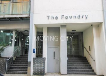 Thumbnail 3 bed flat to rent in The Foundry, Shoreditch