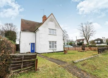 Thumbnail 3 bed end terrace house for sale in Jackmans Place, Letchworth Garden City, Hertfordshire, England