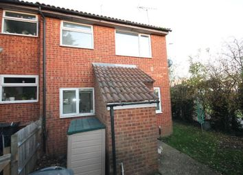 Thumbnail 1 bed terraced house for sale in Christie Road, Stevenage