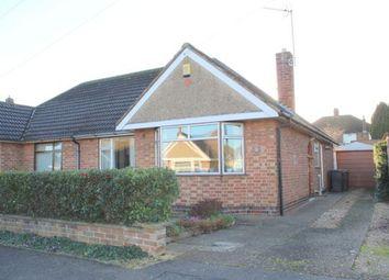 Thumbnail 2 bedroom semi-detached bungalow for sale in Muscott Lane, Duston, Northampton