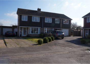 3 bed semi-detached house for sale in Ellesmere Orchard, Emsworth PO10