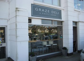 Thumbnail Restaurant/cafe for sale in Henver Road, Newquay