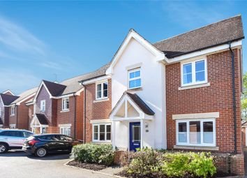 Thumbnail 6 bed detached house for sale in Wheatsheaf Close, Sindlesham, Wokingham, Berkshire
