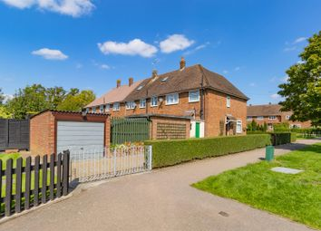 Thumbnail 3 bed end terrace house for sale in Hartforde Road, Borehamwood