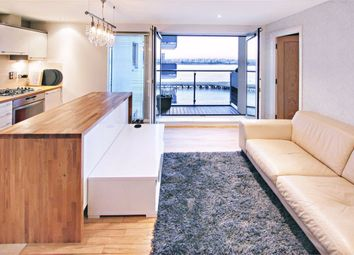 Thumbnail 3 bed flat for sale in Erebus Drive, London
