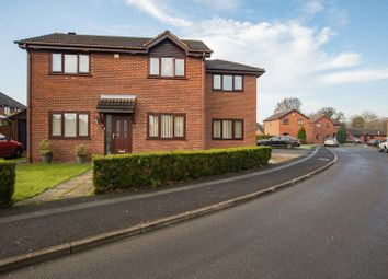 Thumbnail 4 bed detached house for sale in Ashfields, Leyland