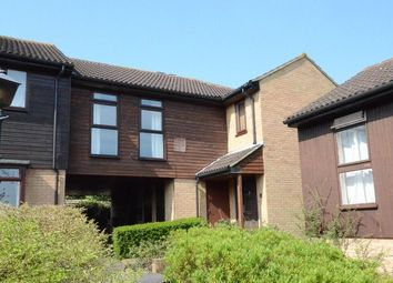 Thumbnail 1 bed maisonette to rent in Fleetham Gardens, Lower Earley, Reading