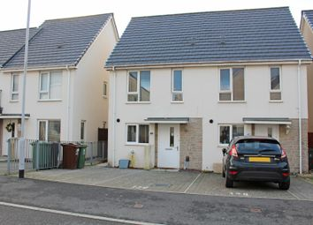 Thumbnail 2 bed semi-detached house for sale in Yellowmead Road, North Prospect, Plymouth