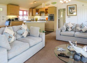 Thumbnail 2 bedroom lodge for sale in Cromer Road, Beeston Regis, Cromer