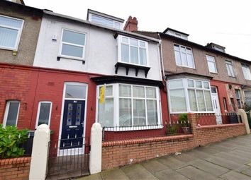 Thumbnail 5 bed terraced house for sale in Rowson Street, Wallasey, Merseyside