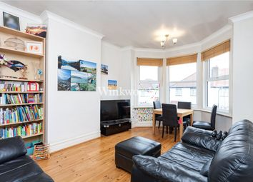 Thumbnail 3 bed maisonette for sale in Audley Road, London