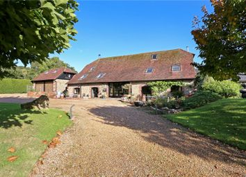 Thumbnail 5 bed barn conversion for sale in Vann Road, Fernhurst, Haslemere, Surrey