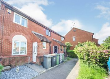 Thumbnail 2 bed terraced house for sale in Yately Close, Luton