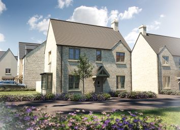 "Thumbnail 3 bedroom detached house for sale in ""The Staunton"" at Kingfisher Road, Bourton-On-The-Water, Cheltenham"