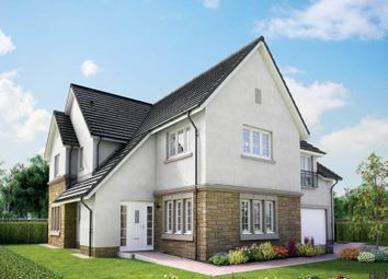 """Thumbnail 5 bed detached house for sale in """"The Lowther"""" at Queens Drive, Cumbernauld, Glasgow"""