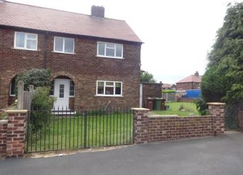 Thumbnail 3 bed semi-detached house to rent in Marshall Avenue, Hall Green, Wakefield