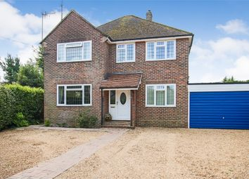 Thumbnail 4 bed detached house for sale in Chantlers Close, East Grinstead, West Sussex