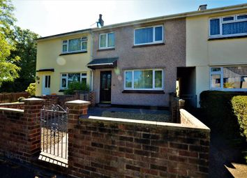 Thumbnail 3 bed terraced house to rent in Rectory Road, Lanivet, Bodmin