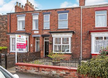 Thumbnail 2 bed terraced house for sale in Grovehill Road, Beverley