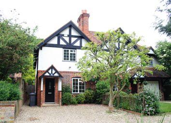Thumbnail 3 bed cottage to rent in Furze Platt Road, Pinkneys Green, Maidenhead