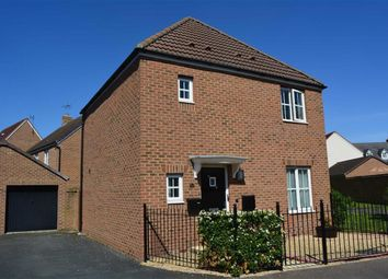 Thumbnail 3 bed detached house for sale in Lyneham Drive, Quedgeley, Gloucester