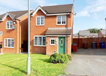 Thumbnail 3 bed detached house for sale in Bailey Close, Blackburn, Lancashire