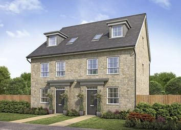 "Thumbnail 4 bedroom terraced house for sale in ""Helmsley"" at Lower Calderbrook, Littleborough"