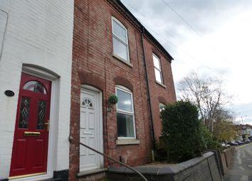 Thumbnail 2 bed terraced house to rent in Yardley Road, Acocks Green, Birmingham