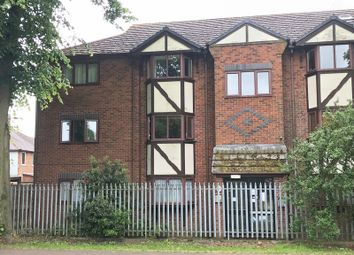 Thumbnail 1 bed flat for sale in Granville Gardens, Hinckley