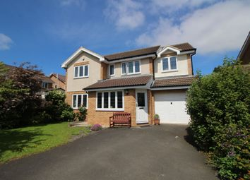 Thumbnail 4 bed detached house to rent in Hownam Close, Newcastle Upon Tyne
