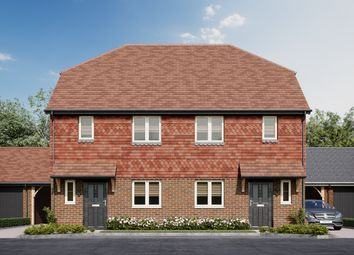 Thumbnail 3 bed semi-detached house for sale in Maidstone Road, Horsmonden