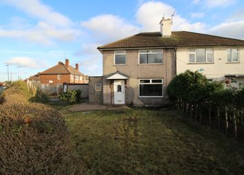 Thumbnail 3 bed semi-detached house for sale in Shackleton Road, Clay Lane, Doncaster, South Yorkshire