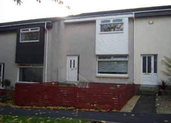 Thumbnail 2 bedroom terraced house to rent in Gowanbank Gardens, Johnstone