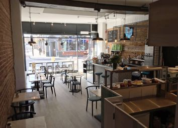 Thumbnail Restaurant/cafe to let in Stoke Newington High Street, London