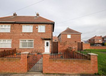 Thumbnail 3 bed semi-detached house for sale in Elgin Street, Jarrow