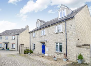 Thumbnail 5 bed detached house for sale in Campion Way, Witney