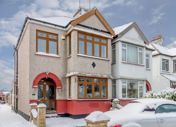 Thumbnail 3 bed semi-detached house for sale in Leigh On Sea, Essex, Uk