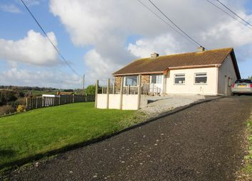 Thumbnail 4 bed detached bungalow to rent in Pentreve, Well Lane, Tregony, Truro