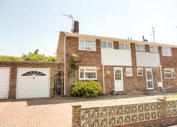 Thumbnail 3 bed semi-detached house for sale in Sandrocks Way, Haywards Heath