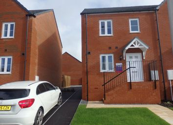 Thumbnail 3 bed semi-detached house to rent in Iscoed, Llanelli