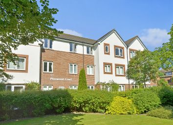 Thumbnail 1 bedroom flat for sale in Pinewood Court, 179 Station Road, Ferndown, Dorset